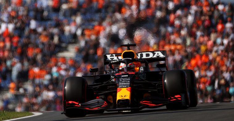 Samenvatting VT3: Red Bull deelt dreun uit aan Mercedes met hele snelle ronde