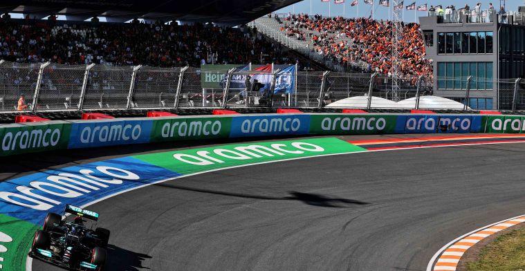 Mercedes met vraagtekens na achterstand op Red Bull in specifieke bocht