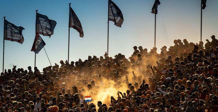 Lammers verwacht langer verblijf Dutch GP op kalender: 'Als het aan de FOM ligt'