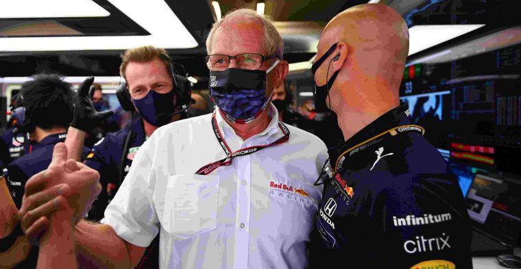 Marko over Monza: Maar met de vorm waar we nu over beschikken...