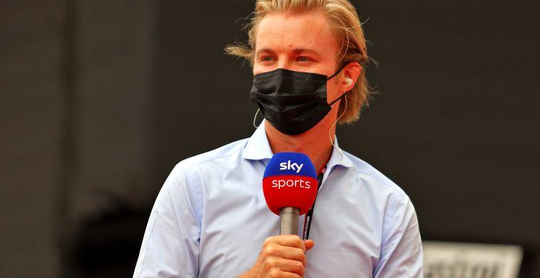Rosberg: 'Als dat gebeurt, stuurt Hamilton Verstappen helemaal van de baan'
