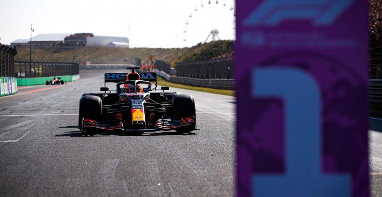 Verstappen rustig voor de Nederlandse Grand Prix: Wat wil je dat ik zeg dan?
