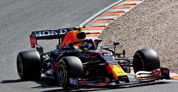 Perez moet vanuit de pitlane starten vanwege compleet nieuwe Honda-motor