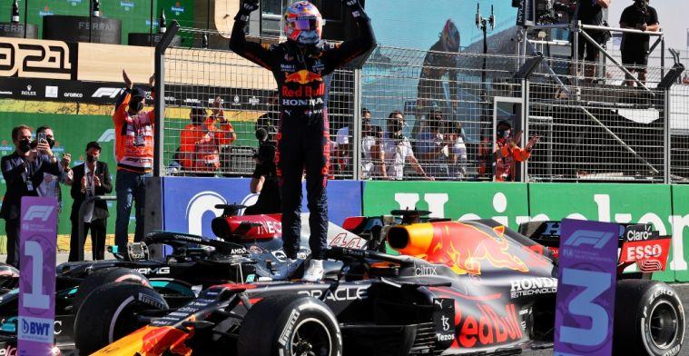 Verstappen warned Red Bull: 'Otherwise Mercedes will run away'
