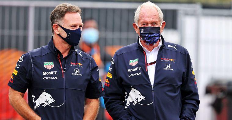 Red Bull verdenkt Mercedes van truc met motorvermogen: 'Dan gaan wij dat ook doen'