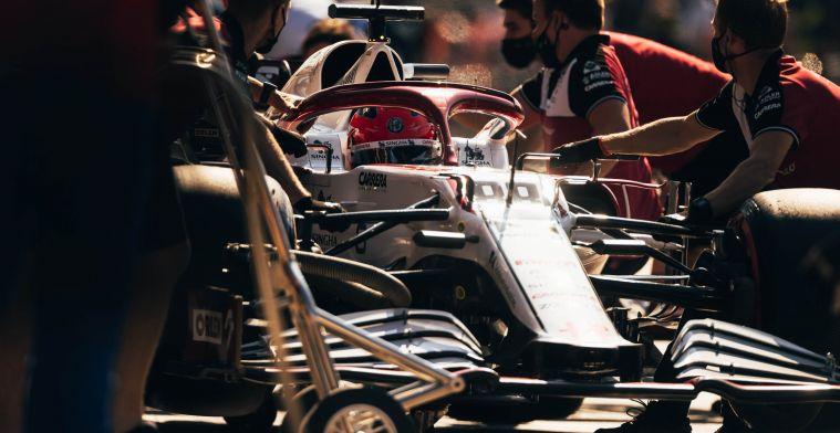 Wie zit er in 2022 naast Bottas bij Alfa Romeo? 'Nog vijf kandidaten'