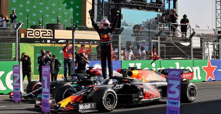 International press enjoys the Netherlands and Verstappen: 'One big party'.