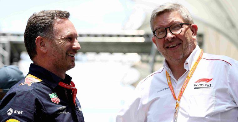 F1-baas verbaasd over Hamilton: 'Zou moeilijk zijn om te reageren voor Red Bull'