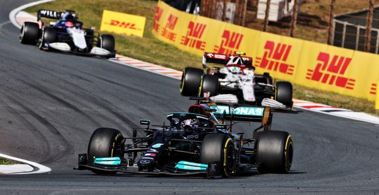 Formule 1-teams durfden niet in Zandvoort: 'Angst was te groot'