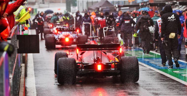 Leclerc jaloers op Verstappen: 'Het zal zeker een geweldig gevoel geven'