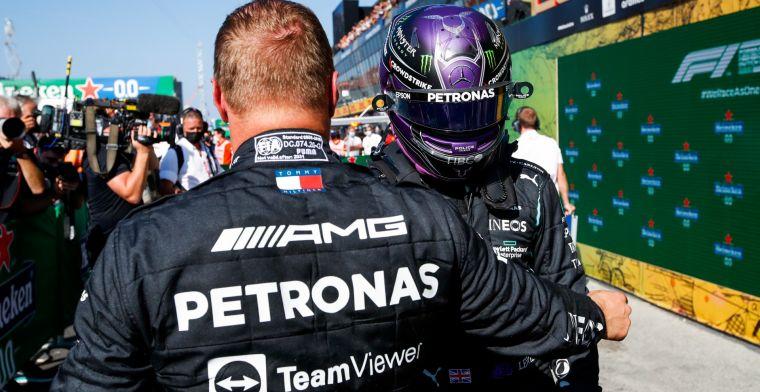'Red Bull en Max hadden de bovenhand op het pure tempo'