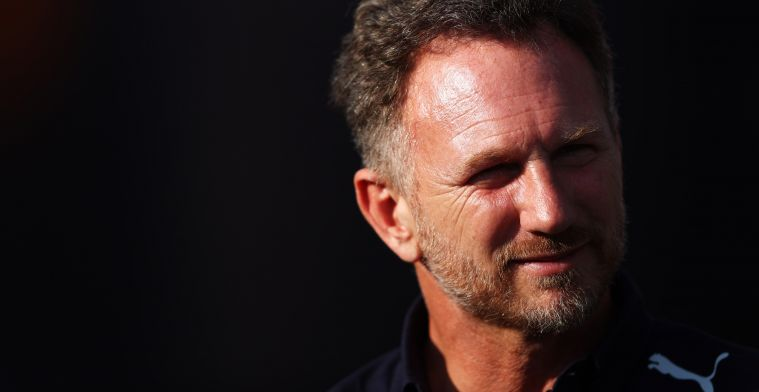 Horner not happy with interference Wolff: It's slightly unusual