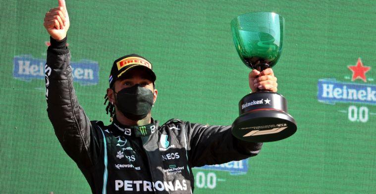 Mercedes: 'Not enough tyre degradation for Hamilton's third stop'