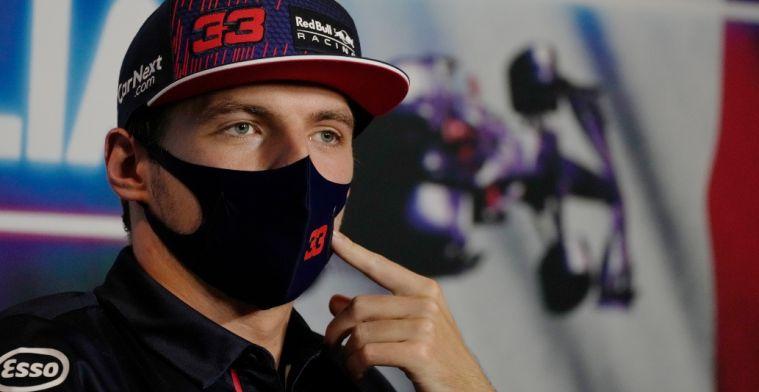 Verstappen: 'Ben erg blij dat Albon weer terugkeert in F1'