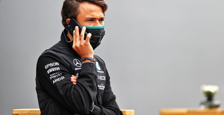 De Vries in the running as favourite for Alfa Romeo seat'.