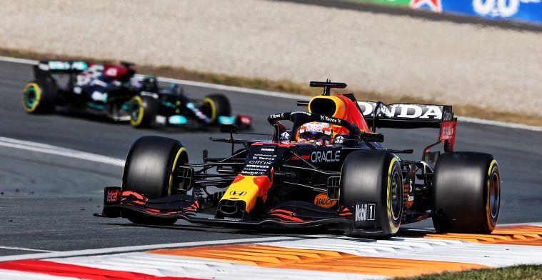 Misschien toch gridstraf voor Verstappen door kapotte motor Hamilton