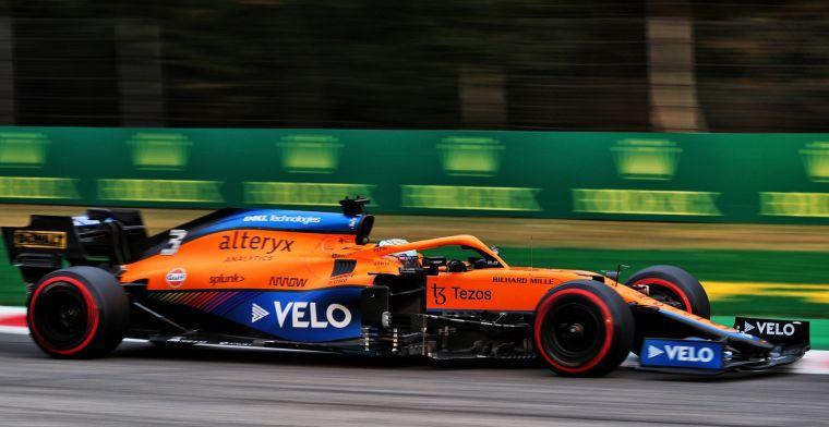 Ricciardo: 'Verstappen pakt zes van de zeven keer de pole'
