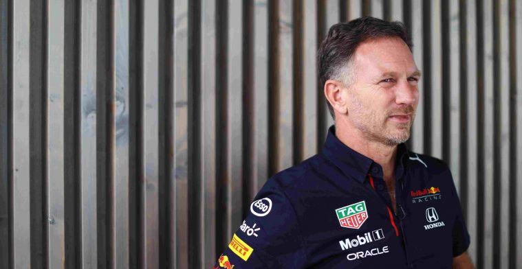 'Niet uitgesloten dat Williams in toekomst met motoren van Red Bull rijdt'