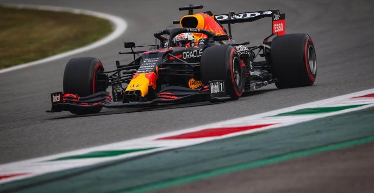 LIVE | Zet Verstappen ook de sprintrace in Monza op zijn naam?