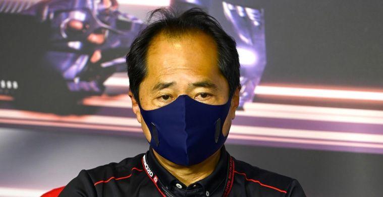 Tanabe: 'Teams gaan na vandaag hun strategieën heroverwegen'