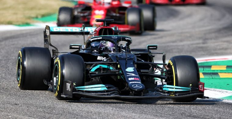 Mercedes expects sprint race to be repeated: 'Verstappen to win'