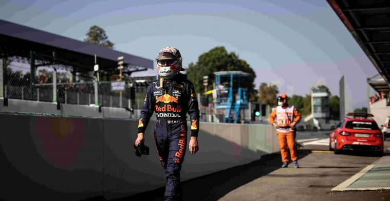 Verstappen did not speak to Hamilton and this is why