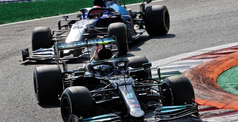 Bottas blijft neutraal over crash Verstappen en Hamilton: Ik weet het niet