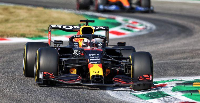 Pirelli calculates: Verstappen lucky Hamilton won't start from P2