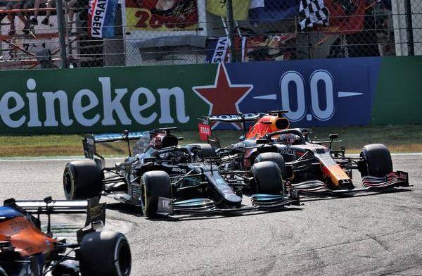 Hamilton blames Verstappen: He knew what was going to happen