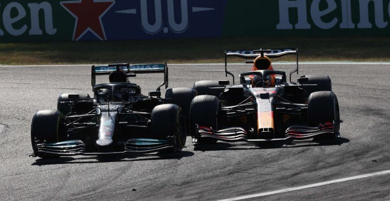 Hamilton didn't need to leave room for Verstappen: Why should he?