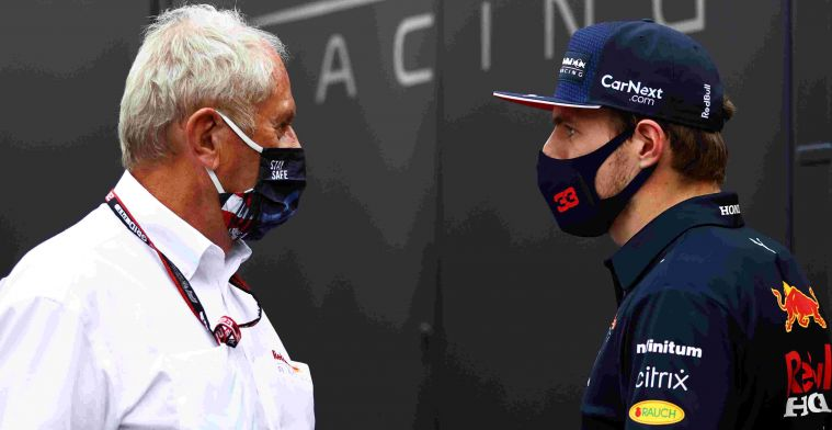 Marko on extra grid penalty for Verstappen: That hasn't been decided yet