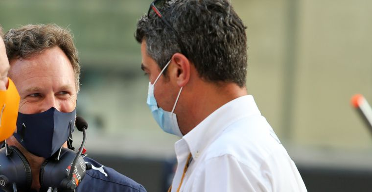 Masi insinuates that Horner is lying: No, that's incorrect