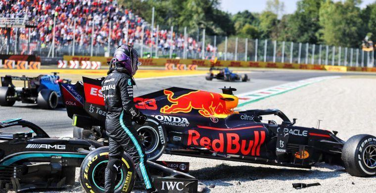 Ze hebben getracht om Max vergelijkbare straf te geven als Lewis op Silverstone'