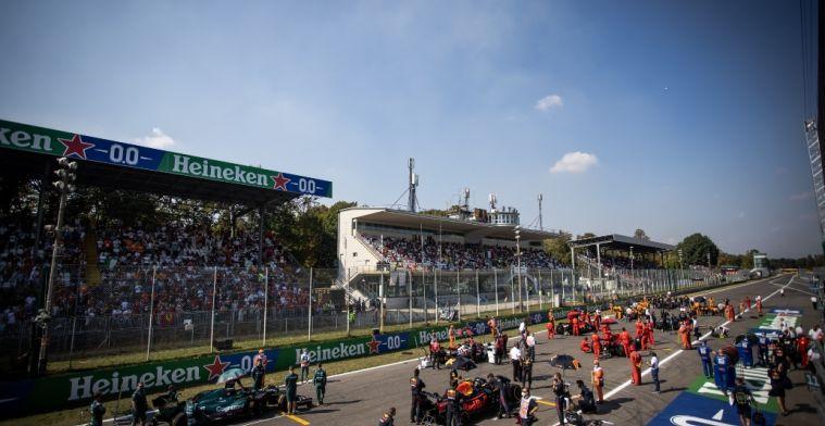 Rapportcijfers teams Monza: Mercedes scoort dankzij Bottas beter dan Red Bull