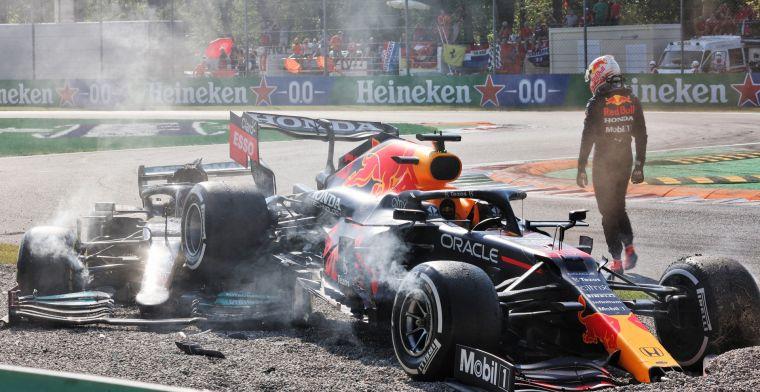 Coronel zag race-incident tussen Hamilton en Verstappen: 'Max zat er al'