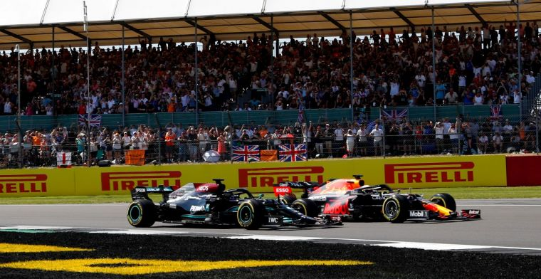 Straf Verstappen uitgelegd: 'Je kunt het niet vergelijken met Silverstone'