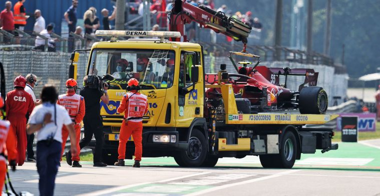 Three crashes in four races: 'It won't happen again anytime soon'