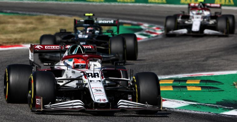 Second seat Alfa Romeo: 'They don't want to give him a long-term contract'