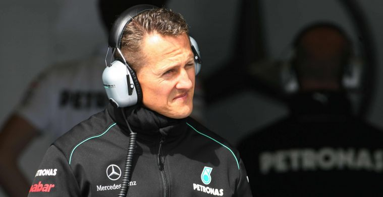 Schumacher documentary of almost two hours now available on Netflix