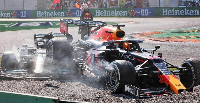 'Hamilton has given up on giving Verstappen space since Silverstone'