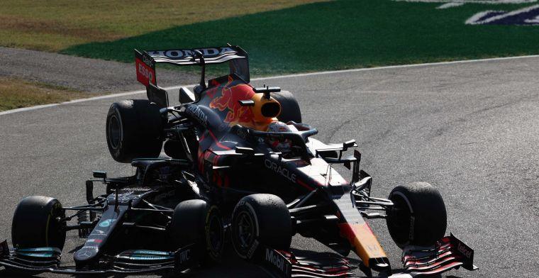 Meer schade aan auto Hamilton? 'Hier moeten we nog naar kijken'