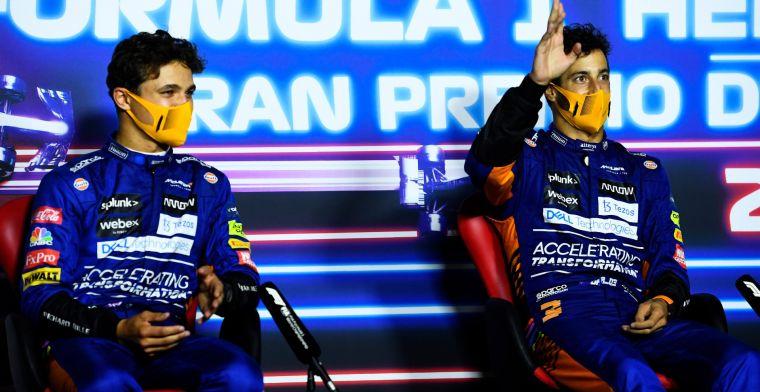Kampioenskansen McLaren in 2022: 'Dát onderdeel gaat heel belangrijk zijn'