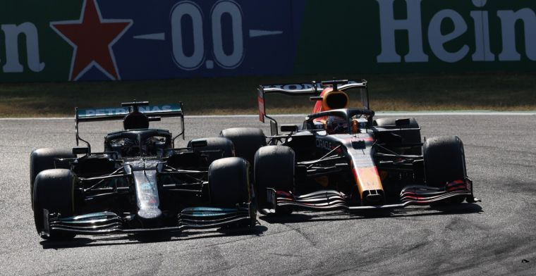 Hamilton and Verstappen receive criticism: 'The most expensive for Lewis'