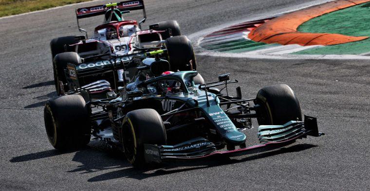 BREAKING: Aston Martin kondigt coureurs voor Formule 1-seizoen van 2022 aan