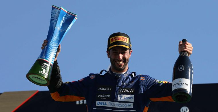 Ricciardo in 'dark place' after poor qualifying: 'Didn't want to be here anymore'