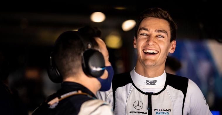 Oud F1-coureur: 'In zijn eerste jaar bij Mercedes kan Russell veel bereiken'