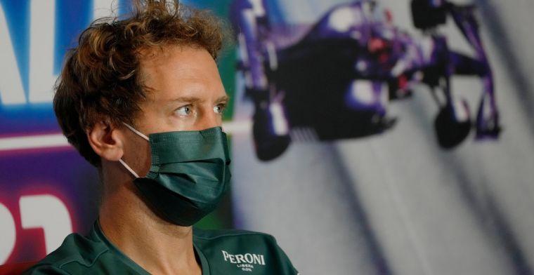 Geruchten Vettel blijken onwaar: Iedereen begint met een schone lei