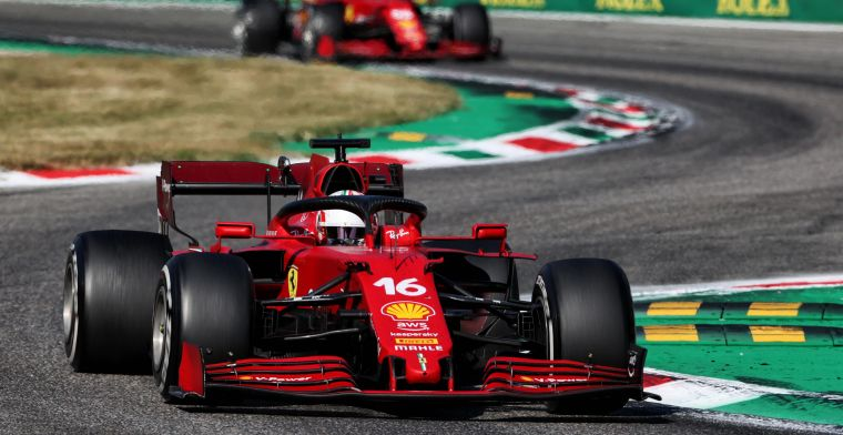 Ferrari spotted in Imola for private test: Power unit with new updates?