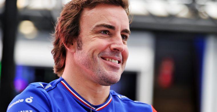 Dit wil Alonso aanpakken in de F1: Volgend jaar wordt de eerste stap gemaakt