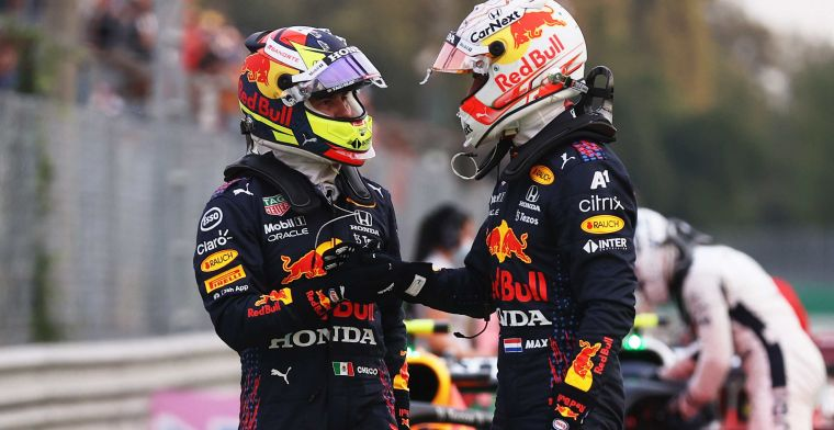 Perez heeft moeite met afstelling van Verstappen: 'Liever wat stabieler'